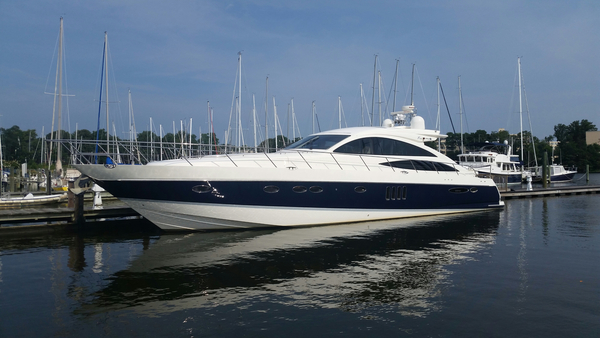 Used Viking Sport Cruisers V70 Motor Yacht For Sale