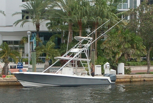 Used Contender Sports Fishing Boat For Sale