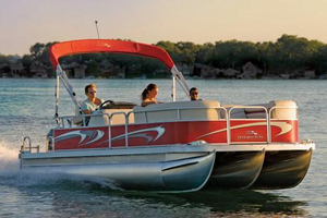 Used Bennington 24 SLX Pontoon Boat For Sale