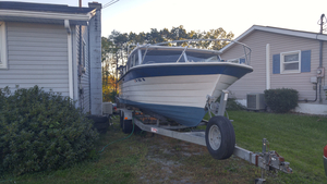 Used Penn Yan 23 Avenger Sports Fishing Boat For Sale