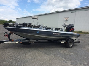 Used Stratos 285 PRO XL Bass Boat For Sale