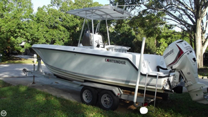 Used Contender 23 Center Console Fishing Boat For Sale