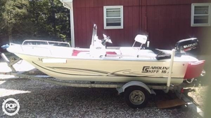 Used Carolina Skiff 16 Skiff JVX Bay Boat For Sale