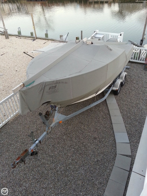 Used Trophy Pro 2002 Walkaround Fishing Boat For Sale