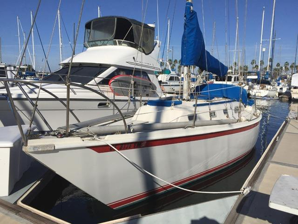 Used Ericson MK 2 Antique and Classic Sailboat For Sale