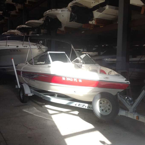 Used Stingray 180 LX Bowrider Boat For Sale
