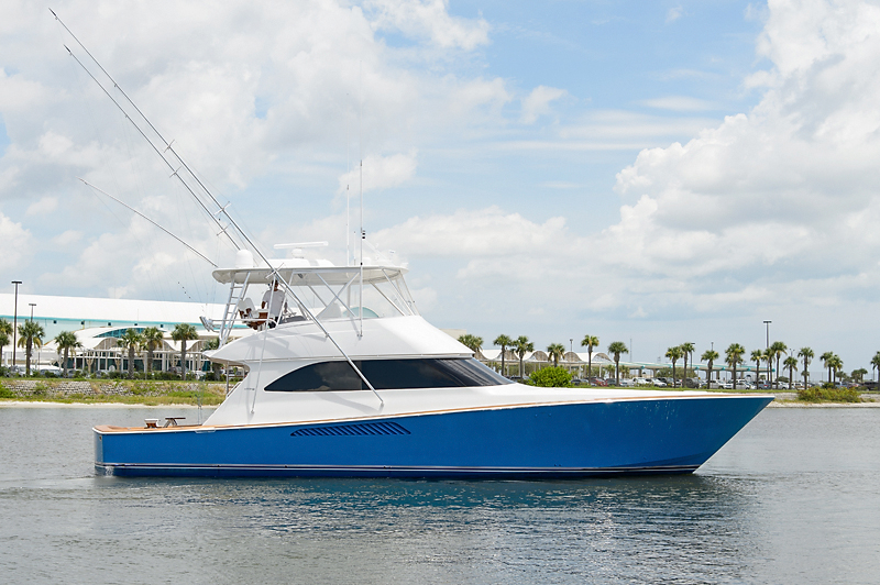 2008 used viking sports fishing boat for sale 1 749 000 for Viking fishing boat