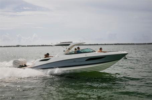 New Sea Ray 350 SLX Outboard Bowrider Boat For Sale