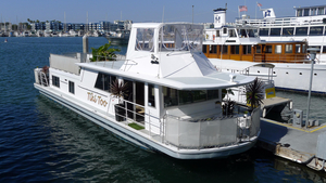 Used Gibson Commercial Dinner Cruiser Commercial Boat For Sale