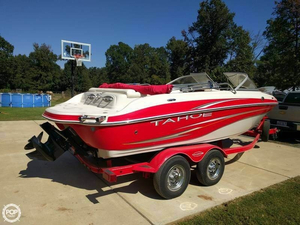 Used Tahoe Q7i Bowrider Boat For Sale