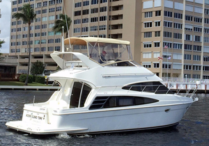 Used Carver 360 Sport Sedan Motor Yacht For Sale