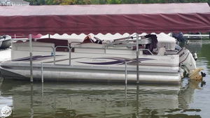 Used Manitou Osprey 22 Pontoon Boat For Sale