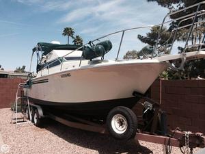 Used Skipjack 28 Flybridge Sports Fishing Boat For Sale