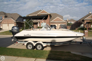 Used Nautic Star 205 SC Deck Boat For Sale