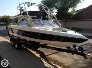 Used Tige 22i Ski and Wakeboard Boat For Sale