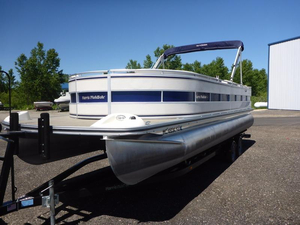Used Harris 260 Royal Heritage Pontoon Boat For Sale