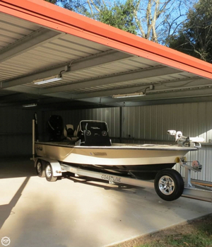 Used Haynie 24HO Flats Fishing Boat For Sale