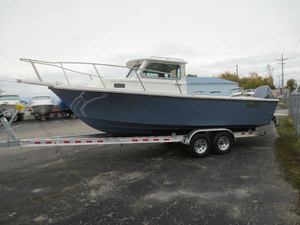 New Parker Boats 2320 SL Sport Cabin Sports Fishing Boat For Sale