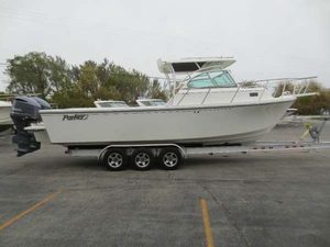 New Parker 2810 XLD Walkaround Fishing Boat For Sale