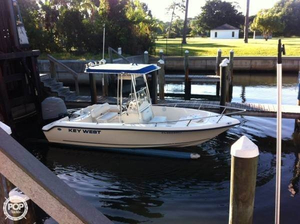 Used Key West 186 Sportsman Center Console Fishing Boat For Sale