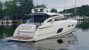 Used Princess V52 Express Cruiser Boat For Sale
