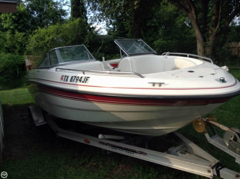 1999 used chaparral 200 le bowrider boat for sale for Outboard motors for sale houston