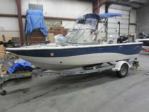 Used Crestliner Sportfish 1850 OB Ski and Fish Boat For Sale
