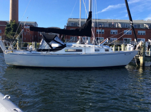 Used Sabre Yachts 28 Sloop Sailboat For Sale
