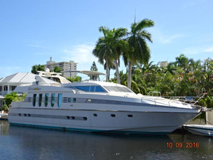 Used Monte Fino Motoryacht Aft Cabin Boat For Sale