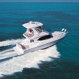 Used Silverton 38 Convertible Saltwater Fishing Boat For Sale