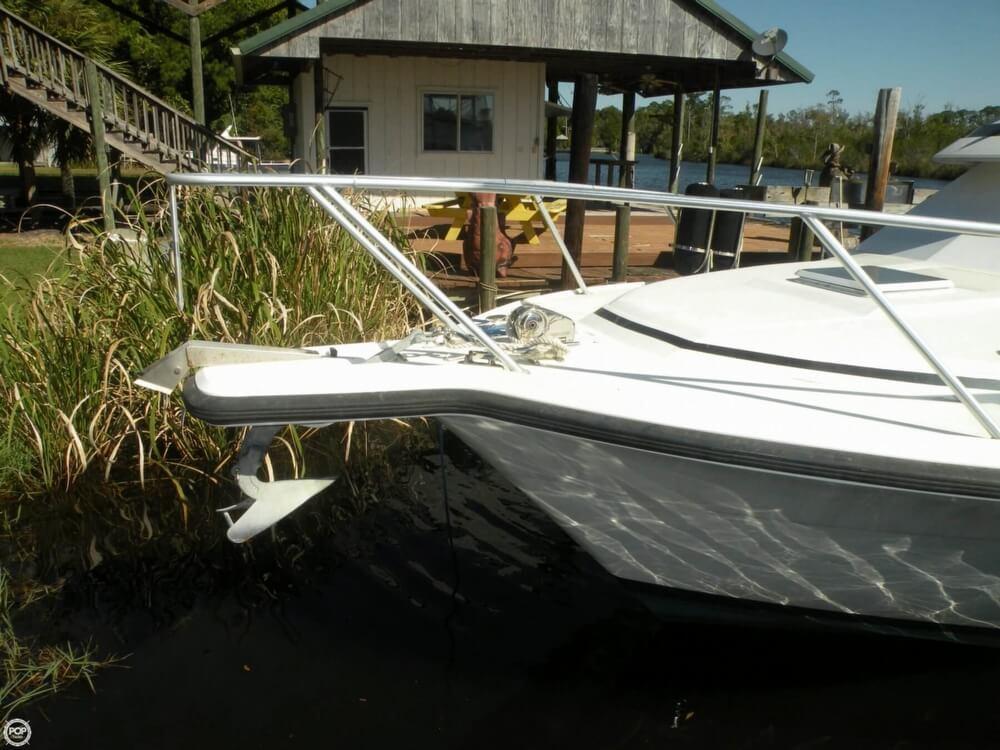 1995 used phoenix 35 sportfish sports fishing boat for for Fishing in phoenix arizona