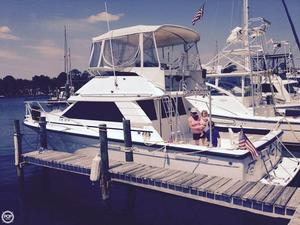 Used Phoenix 35 Sportfish Sports Fishing Boat For Sale