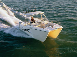 Used World Cat 250DC Dual Console Boat For Sale