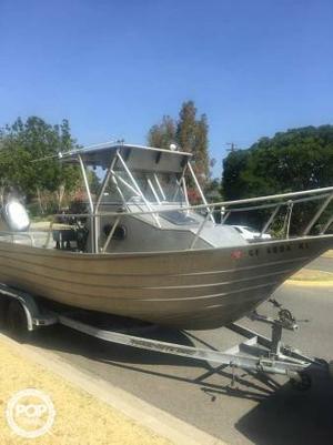 Used Valco BR-22 Bayrunner Aluminum Fishing Boat For Sale