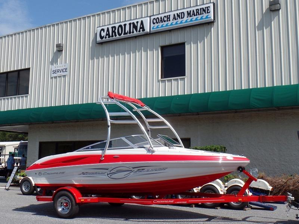 New Crownline 195 SS Bowrider Boat For Sale