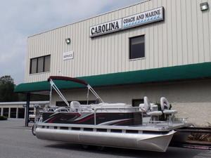 New Qwest Adventure 820 VX Sport Cruise Pontoon Boat For Sale