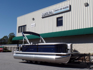 New Crest I 220 L Pontoon Boat For Sale