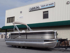 New Crest II 230 SLC Pontoon Boat For Sale