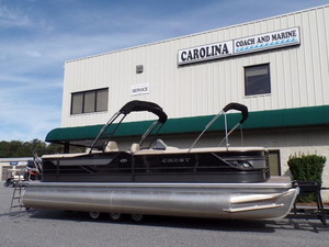New Crest Classic 250 SLC Pontoon Boat For Sale