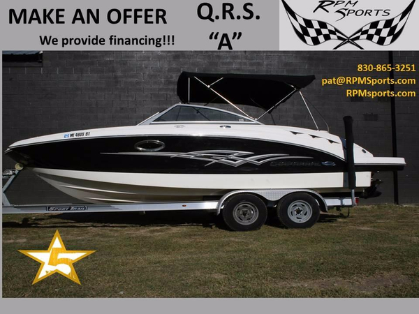 Used Chaparral Sunesta 224 Runabout Boat For Sale