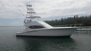 Used Hatteras 54 Convertible Fishing Boat For Sale
