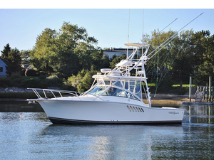 Used Albemarle 310 Express Fisherman Sports Fishing Boat For Sale