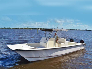 Used Ameracat Center Console Fishing Boat For Sale