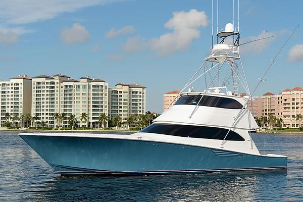 Used Viking Sportfisherman W/seakeeper Sports Fishing Boat For Sale