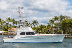 Used Brownell 8v92 Sports Fishing Boat For Sale