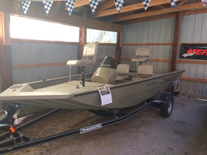 New Alumacraft MV 1756 SC Jon Boat For Sale