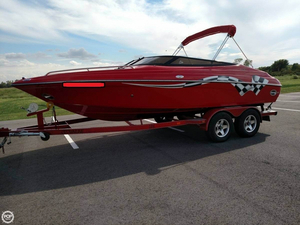 Used Crownline 202 LPX Bowrider Boat For Sale