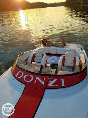 Used Donzi 28 ZX High Performance Boat For Sale