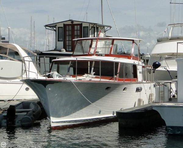 Used Stephens Brothers 36 Motoryacht Antique and Classic Boat For Sale