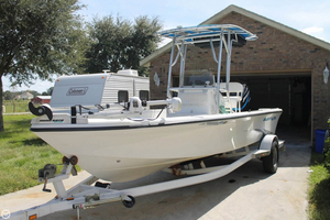 Used Kenner Vision 2102 Center Console Fishing Boat For Sale